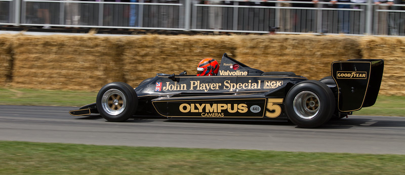 1979 - Lotus-Cosworth 79