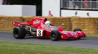 1972 - March-Cosworth 721X