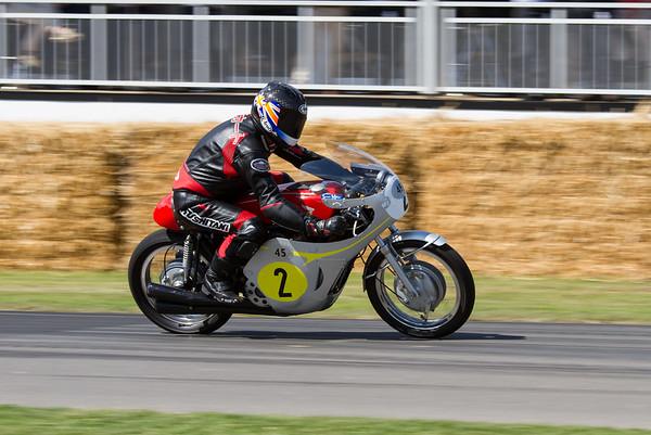 1966 - Honda RC181