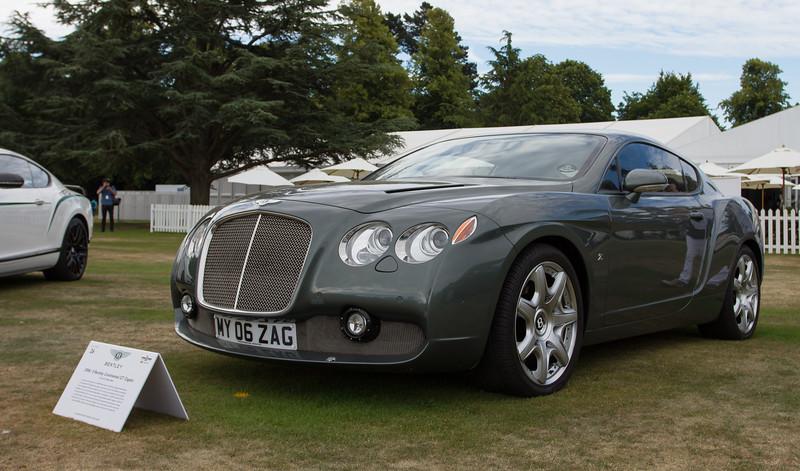 2006 - Bentley Continental GT Zagato