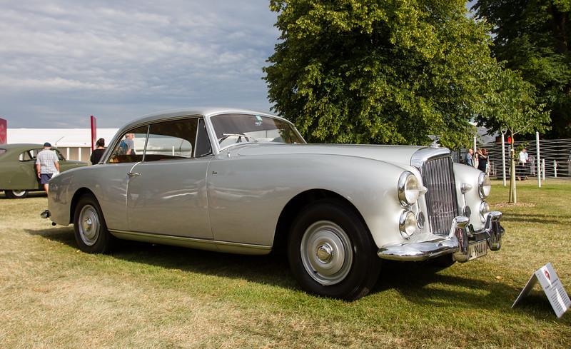 1954 Bentley R-Type Continental Graber