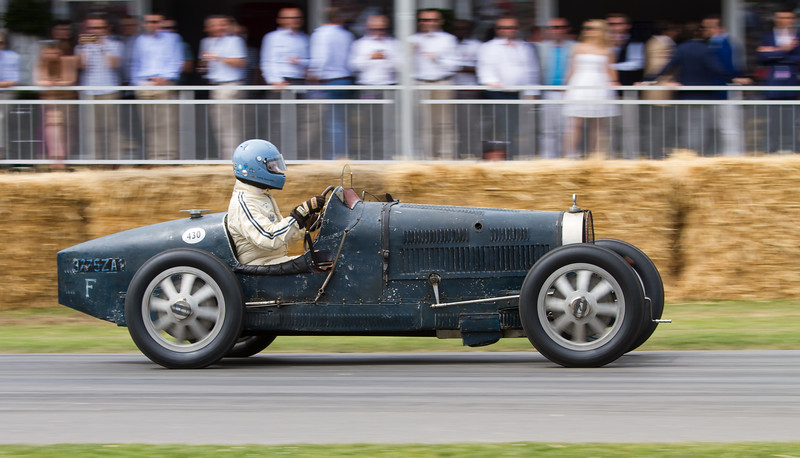 1931 - Bugatti Type 51