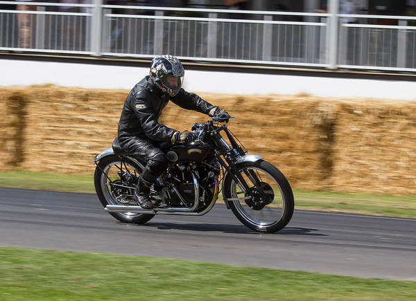 1949 - Vincent H.R.0. Series 'C' Black Lightning