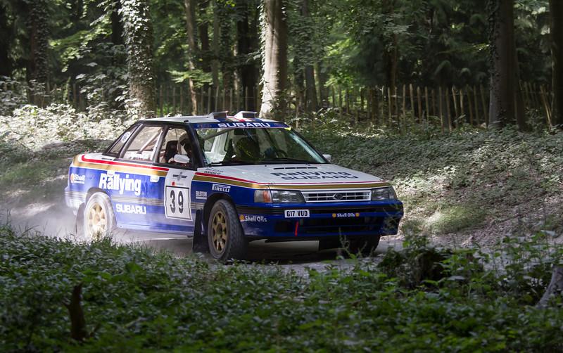 1991 - Subaru Legacy Group A