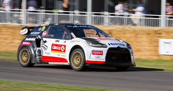 2014 - Citroen DS3 W9RX (Oliver Solberg)