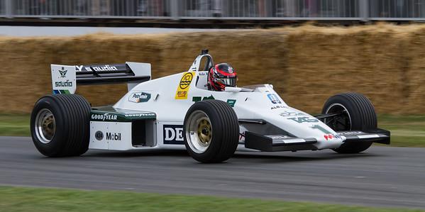 1983 - Williams-Cosworth FW08C
