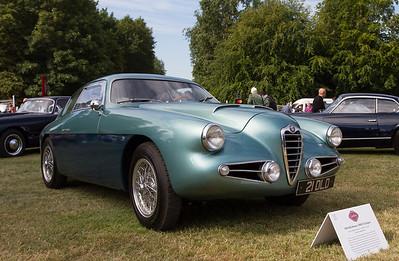1954 - Alfa Romeo 1900 SS Zagato