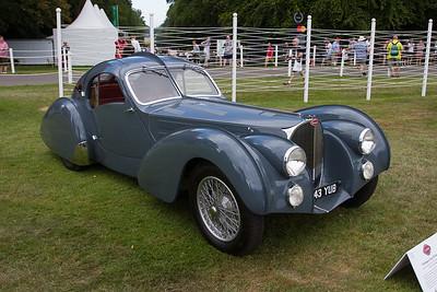 1938 Bugatti Type 57S Atlantic