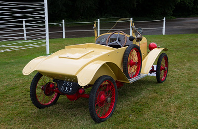 1921 Amilcar CC