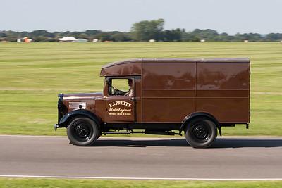 1935 - Bedford 'W' 2-Ton Van
