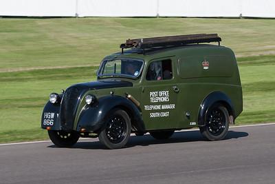 Morris Z GPO Van