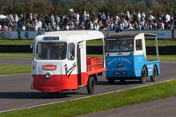 1961 - Morrison Electric Milk Float Electric Milk Float &