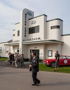 Earls Court Motor Show
