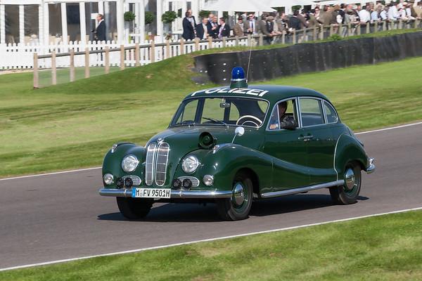BMW 501/3 Police Car