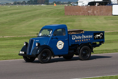 Ford E83W Drop Side pick-up