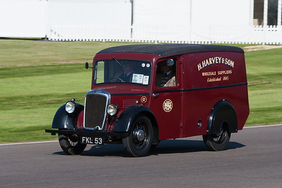 Morris 10cwt Van