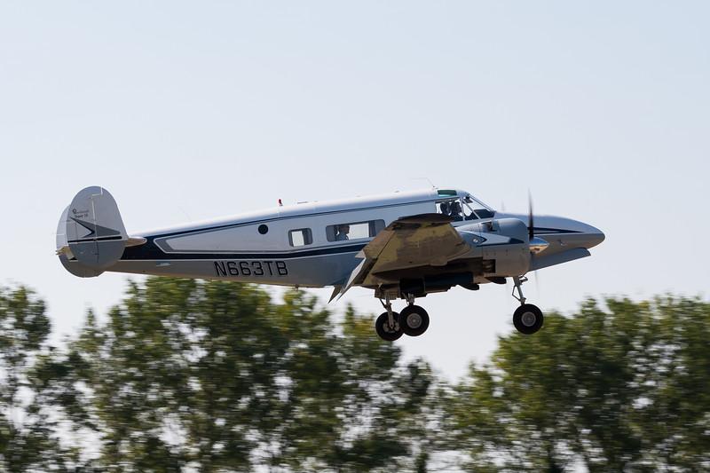 Beechcraft Super 18