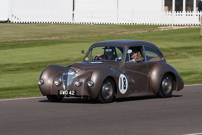 1948 - Healey Elliott Sports Saloon