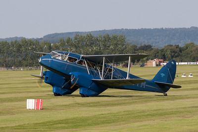 de Havilland DH 89A Dragon Rapide