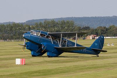 1944 de Havilland DH.89a Dragon Rapide