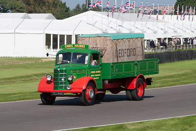 Bedford O-Series Dropside Lorry