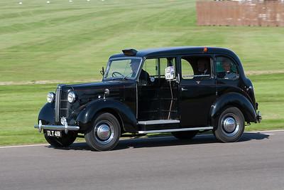 Austin FX3 London Taxi