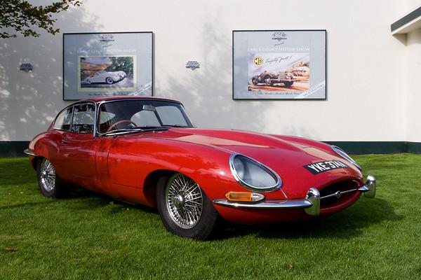 1966 Jaguar E-type Coupe