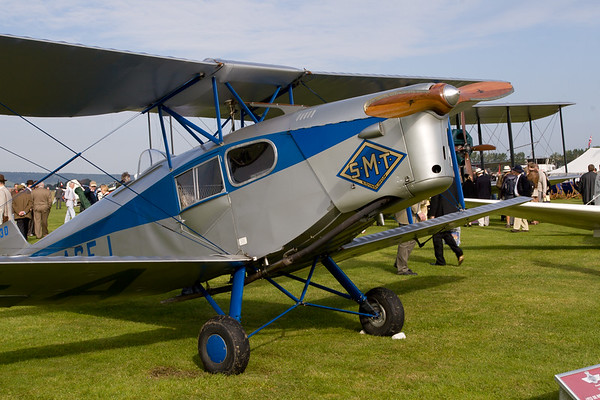 1933 - de Havilland DH.83 Fox Moth