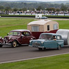 1954 Citroen Traction Avant Towing a 1955 Eccles Coronet / 1962 Bond Minicar Towing a 1955 Berkeley Caravette