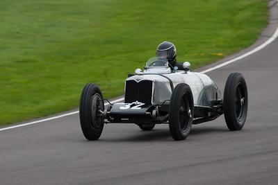 1934 - Riley 'Dixon Special'  (Brooklands Trophy)