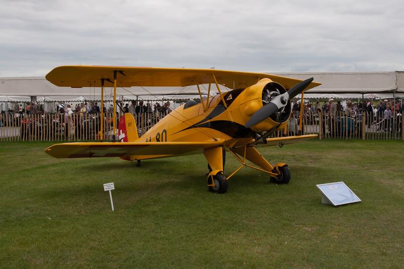 1938 Bucker Bu-133c Jungmeister