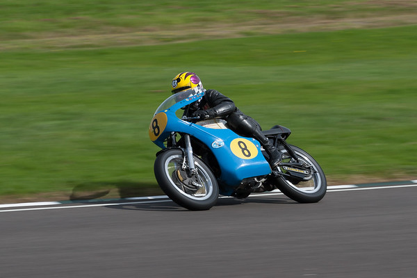 1962 - McIntyre Matchless G50