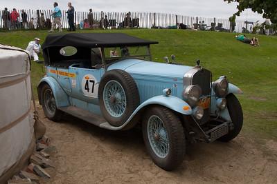 1930 - Delage D6L (Peking to Paris Motor Challenge 2007)