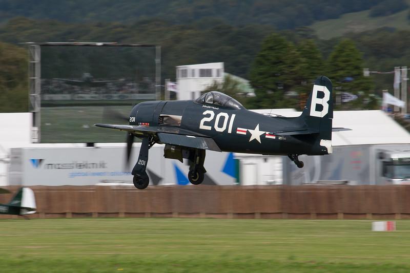 1948 Grumman F8F-2P Bearcat