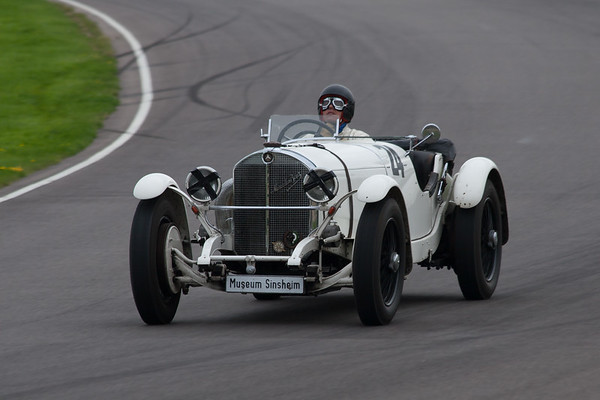 1924 - Mercedes-Benz 710 SSK