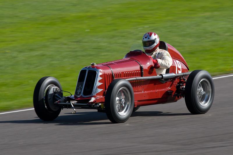 1932 Maserati 4CM