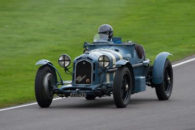 1933 - Alfa Romeo 8C 2300 Monza
