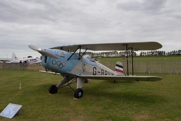 Freddie March Spirit of Aviation