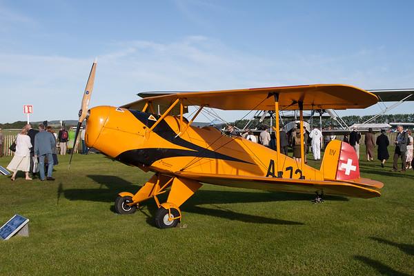 1937 Bucker Bu-131B Jungmann