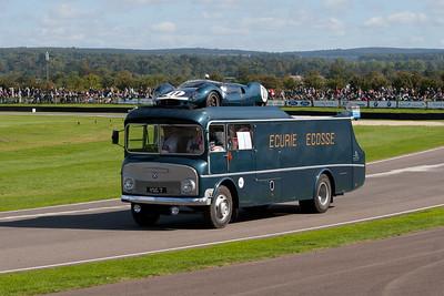 1959 - Ecurie Ecosse Car Transporter
