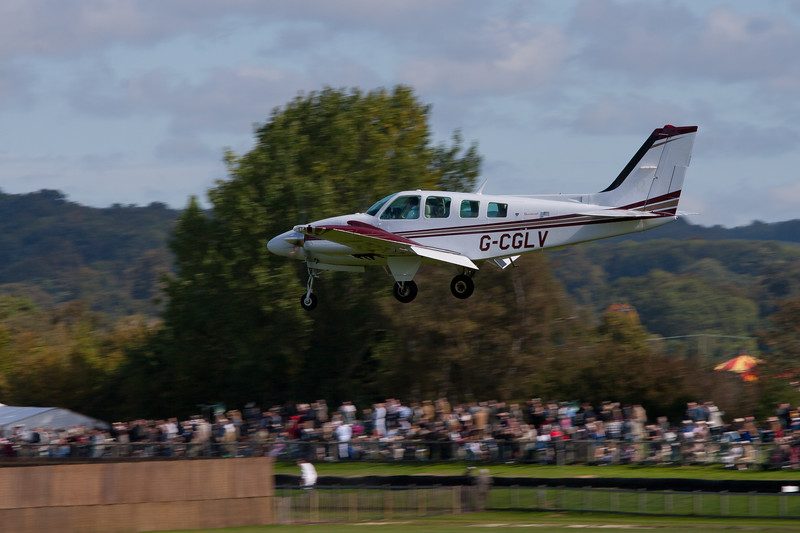 1990 Beechcraft 58 Baron