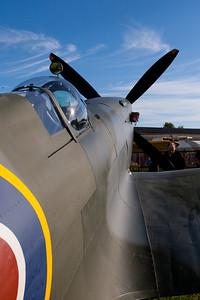 1945 Supermarine Spitfire Mk.XIV