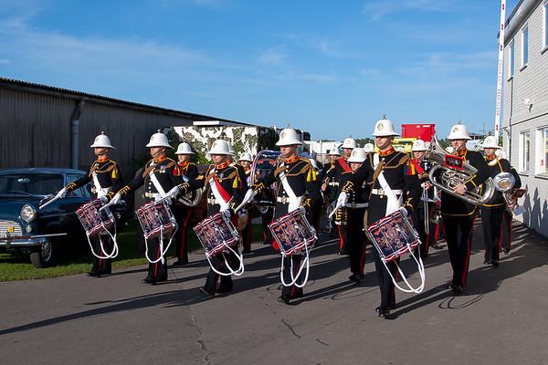 Royal Marines Marching Band