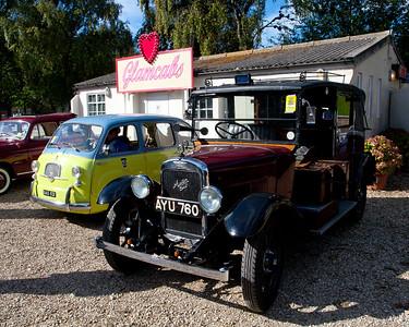 1934 - Austin Six Low Loader Taxi