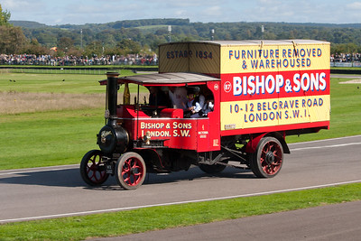 Steam Commercial Vehicles