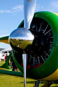 1938 - Beech D17S Staggerwing