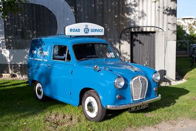 Morris RAC Service Van