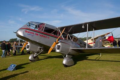 1943 de Havilland DH.89a Dragon Rapide
