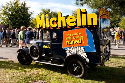 Morris Commercial Michelin Service Van