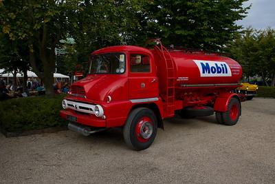 1959 Ford Thames Trader Fuel Tanker
